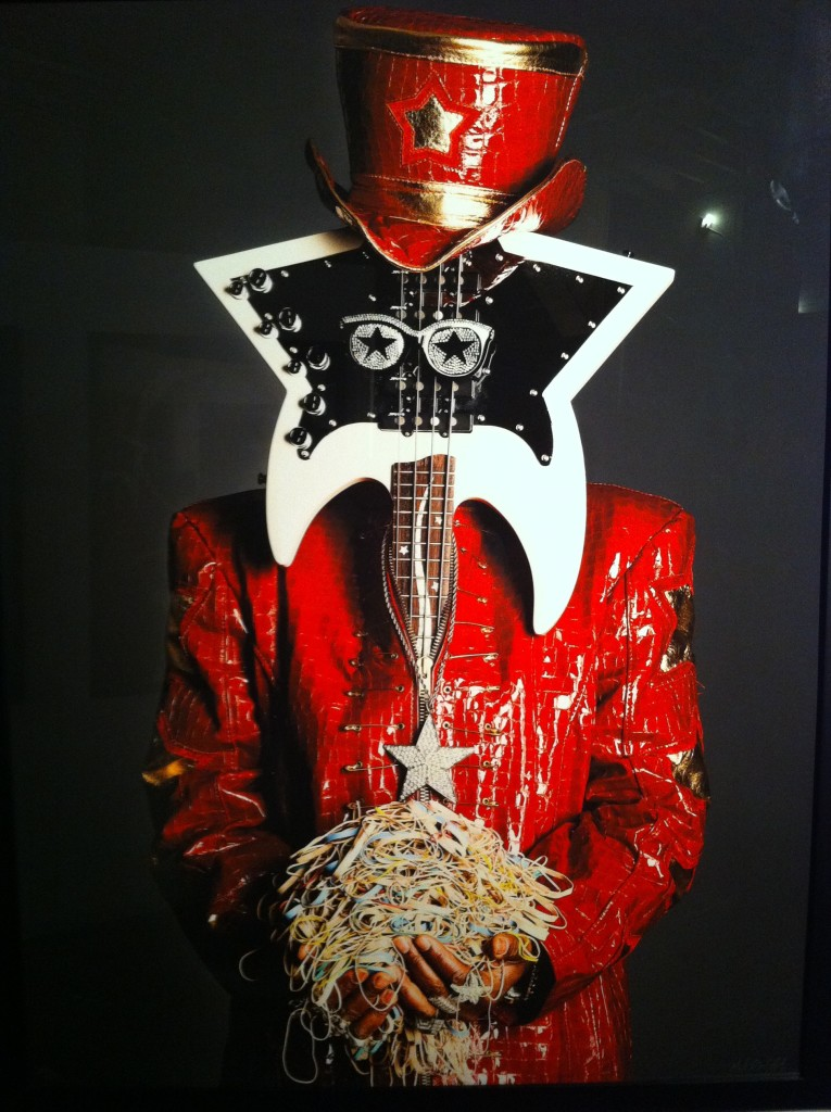 Bootsy Collins by Michael Weintrob