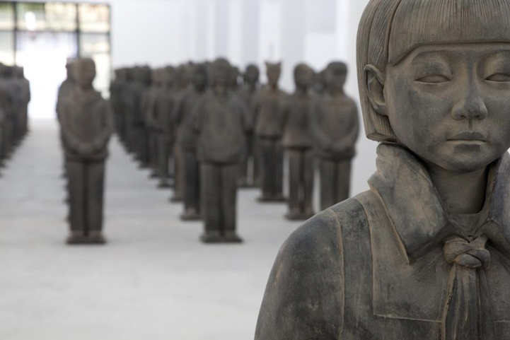 Prune Nourry's 108 Terracotta Daughters